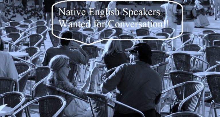 ESL Teaching Conversation Class