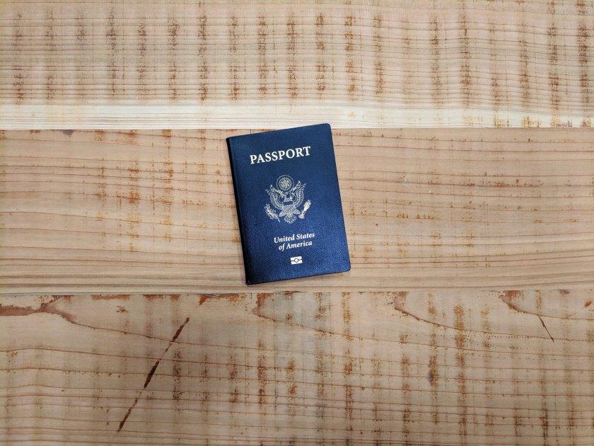 ESL Teaching Abroad Scam - Passport