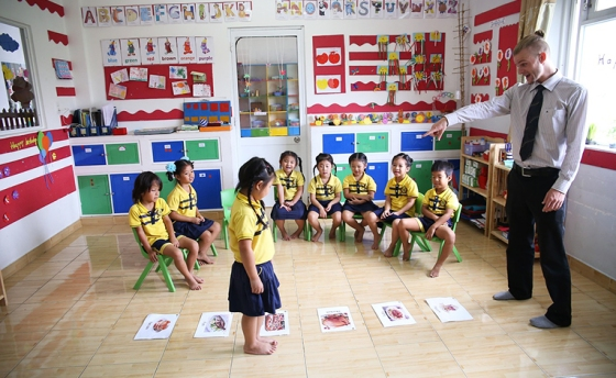ESL TESOL TEFL TESL Classroom