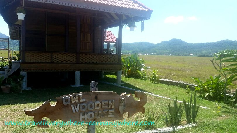 Own Wooden House on Langkawi Island, Malaysia