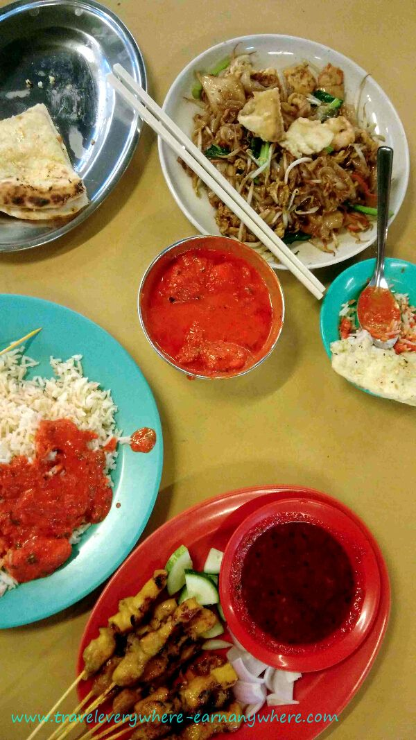 A Hawker Centre Feast in Penang
