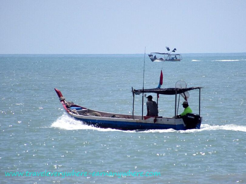Boat-in-Penang-Malaysia